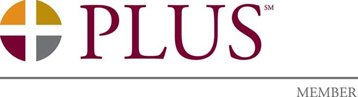 PLUS member logo